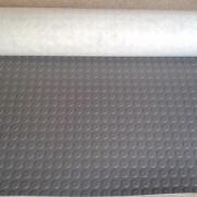 rollo PVC basetextil gris